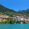 Switzerland; Lake Geneva Region; Montreux