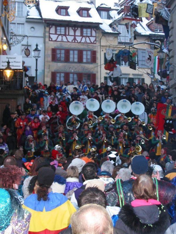 Luzern Fasnacht band