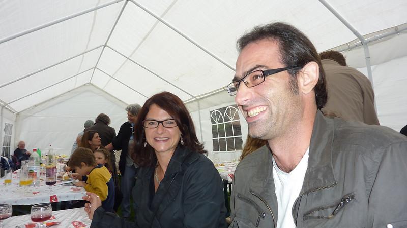 Susanne Murner und  Stefan Murner