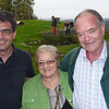 Markus Murner, Heidi  Haenni und Ruedi Murner