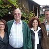 Susanne Mürner(-Diggelmann) und Vater Ruedi Murner,  Heidi Lehmann-Mürner Hansruedi Mürner