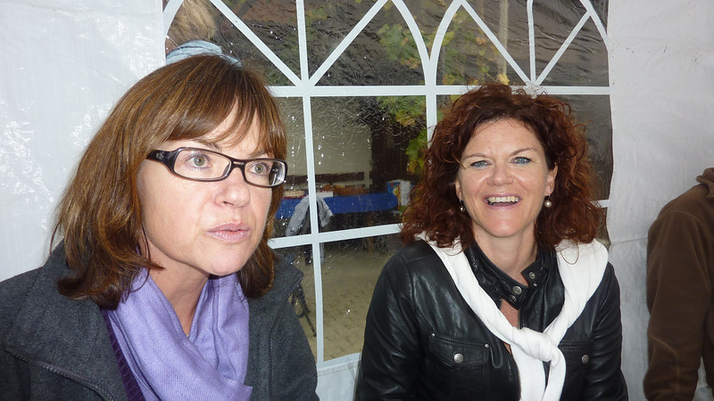 Eveline Murner & Heidi Lehmann-Mürner