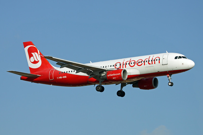 "HB-IOQ Airbus A320-214 ""Belair"" c/n 3422 Palma/LEPA/PMI 14-06-16 ""BER c/s"""