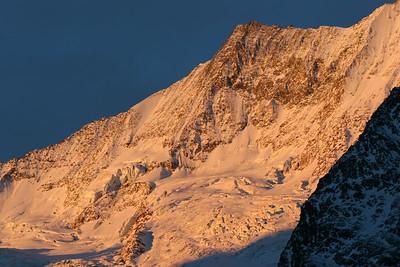 Sunrise, Saas Fee, Switzerland