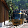 Switzerland, Golden Pass Panorama Car, Swiss Alps