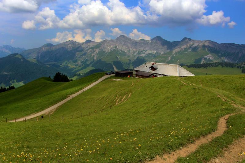 Switzerland, Pays-d'Enhaut, Rodomond
