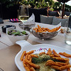 Switzerland, Pays-d'Enhaut, Hotel Valrose, Beef Steak & Pommes Frites