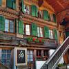 Switzerland, Pays-d'Enhaut, Rougemont, Chalet Du Cordier