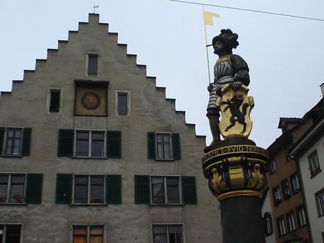 Platz, Schaffhausen - Switzerland