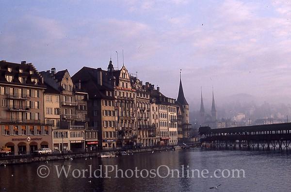 Lucerne - City Center