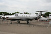 HB-FPY Pilatus PC-12-47 c/n 685 Lyon-Bron/LFLY/LYN 17-06-06