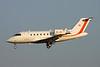 HB-JSG Bombardier 605 Challenger c/n 5963 Brussels/EBBR/BRU 17-03-16