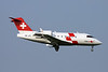 HB-JRC Bombardier 604 Challenger c/n 5540 Zurich/LSZH/ZRH 08-09-17