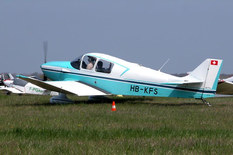 HB-KFS Centre-Est DR.250-160 Capitaine c/n 66 Beaune/LFGF/XBV 17-04-10