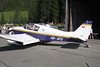 HB-SFD SAN Jodel D.140C Mousquetaire III c/n 167 Megeve/LFHM/MVV 04-07-08