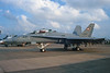 "J-5237 McDonnell-Douglas F/A-18D Hornet ""Swiss Air Force"" c/n SFD-07 Pratica di Mare/LIRE 24-05-98 (35mm slide)"