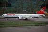 "HB-IWG McDonnell-Douglas MD-11 c/n 48452 Zurich/LSZH/ZRH 06-04-97 ""Asia"" (35mm slide)"