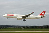 HB-JHM Airbus A330-343X c/n 1355 Zurich/LSZH/ZRH 08-09-17