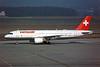 HB-IJE Airbus A320-214 c/n 0559 Geneva/LSGG/GVA 09-03-96 (35mm slide)