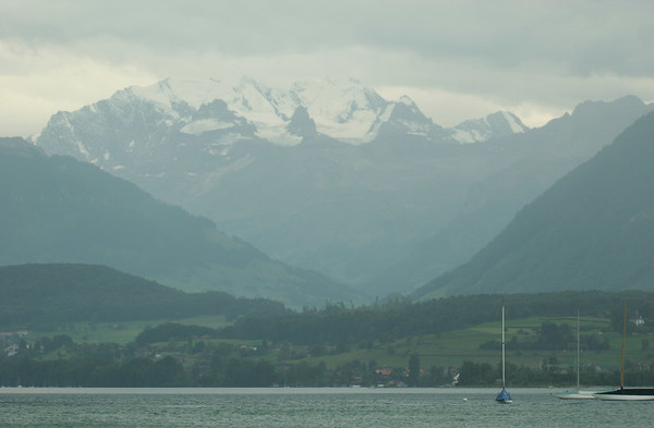 Thunersee, canton Berne