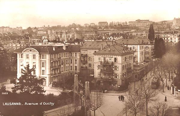 Avenue d'Ouchy
