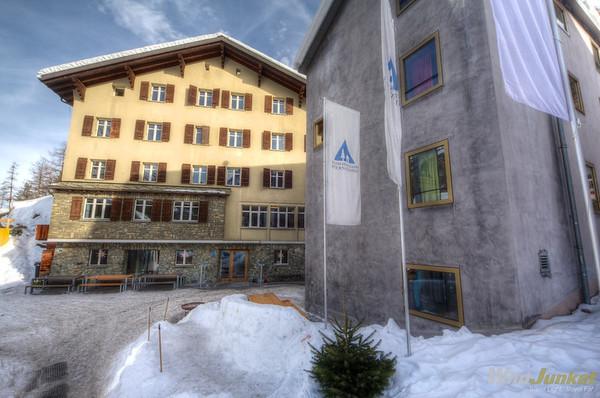 Zermatt Youth Hostel, situated in the heart of Zermatt