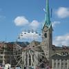 Fraumünster - Zurich, Switzerland