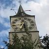 St Peter's - Zurich, Switzerland