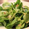 Switzerland, Zurich, Zeughauskeller Restaurant, Lamb's Lettuce Salad