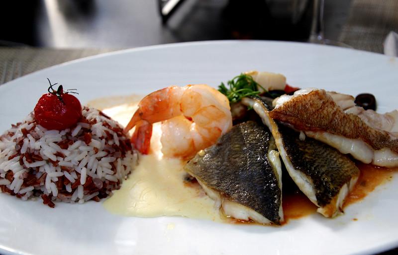 Switzerland, Zurich, Old Town, Mere Catherine Restaurant