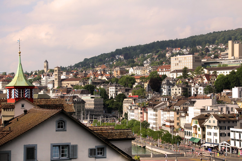 Switzerland, Zurich