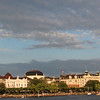 Switzerland, Zurich, Panorama from Cruise Pier