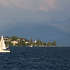 Switzerland, Lake Zurich from Passenger Ship 3