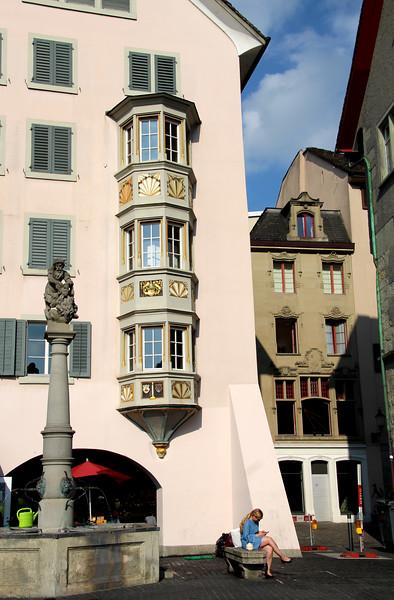 Switzerland, Zurich, Old Town