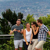 Switzerland, Zurich, View from the Uetliberg