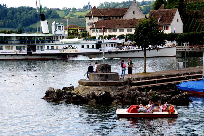 Switzerland, Rapperswil