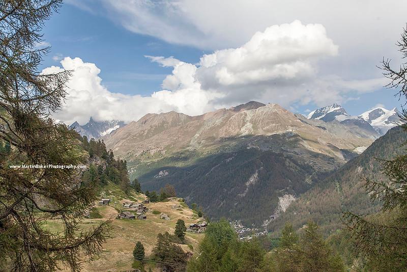 Zmutt, Zermatt, Switzerland.
