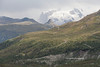 Dufourspitze, Zermatt, Switzerland.