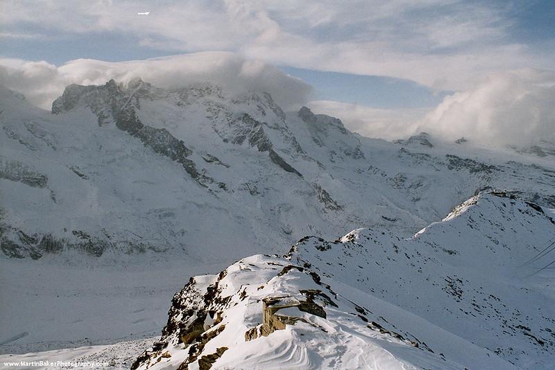 The Alps, Zermatt, Bernese Oberland, Switzerland.