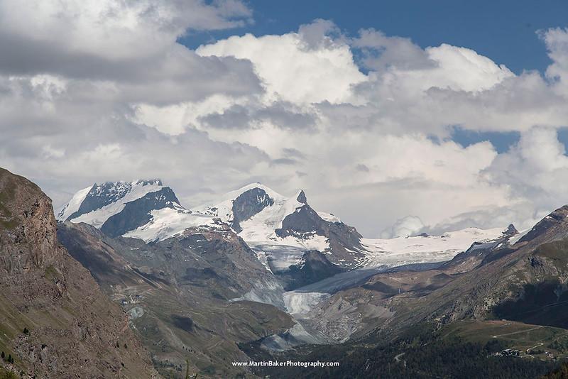 Findelgletscher, Zermatt, Switzerland.
