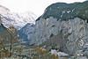 Lauterbrunnen Valley, Bernese Oberland, Switzerland.