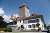 Spiez Castle, Spiez, Switzerland.