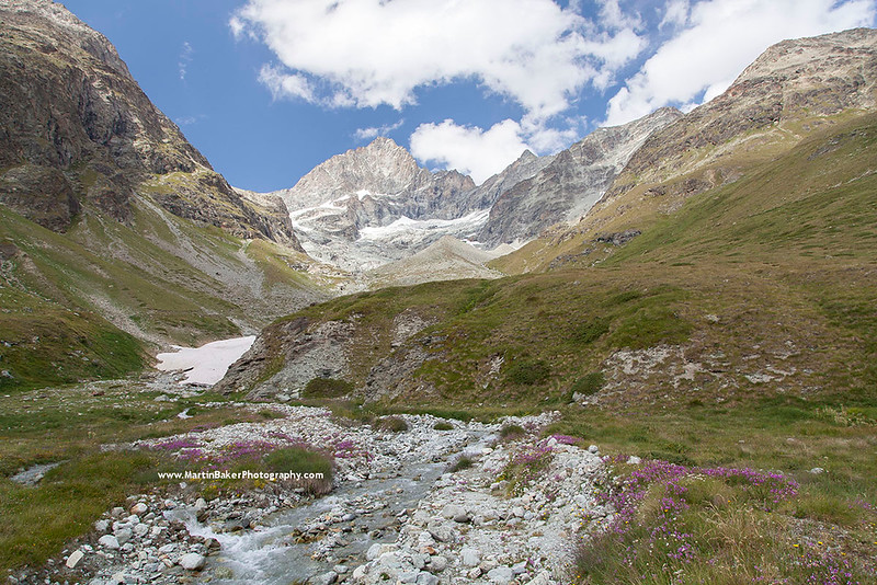 Edelweissweg, Zermatt, Switzerland.