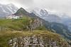 Männlichen, The Lauterbrunnen Valley, Bernese Oberland, Switzerland.