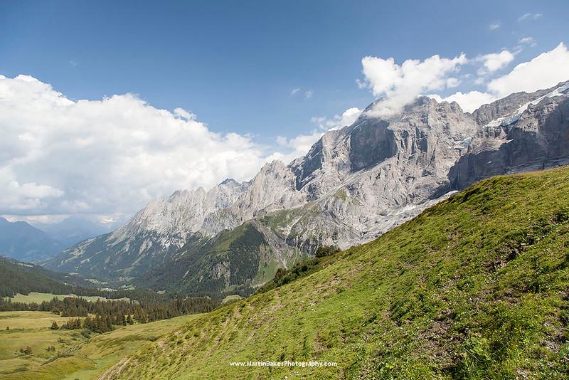 Grosse Scheidegg, Grindelwald, Bernese Oberland, Switzerland.
