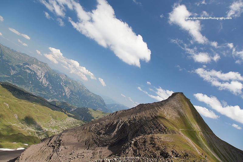 Faulhorn, Grindelwald, The Alps, Bernese Oberland, Switzerland.