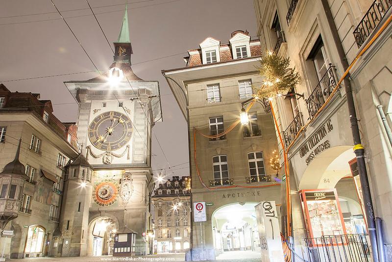 La Zytglogge, Bern, Switzerland.