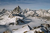 The Matterhorn, Zermatt, Bernese Oberland, Switzerland.