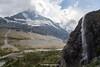 The Matterhorn, Edelweissweg, Zermatt, Switzerland.