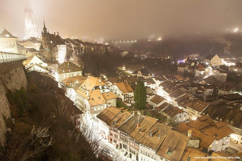 Fribourg, Switzerland.